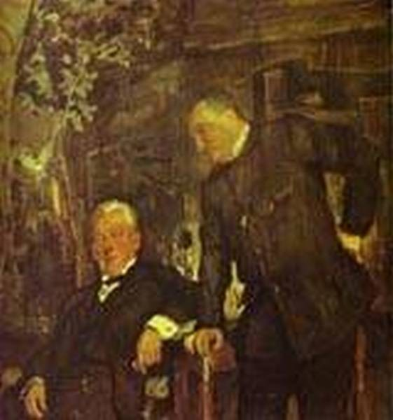 portrait of alexander lensky and alexander yuzhin 1908 XX the tretyakov gallery moscow russia